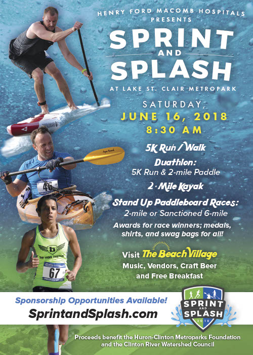 2018 Sprint and Splash
